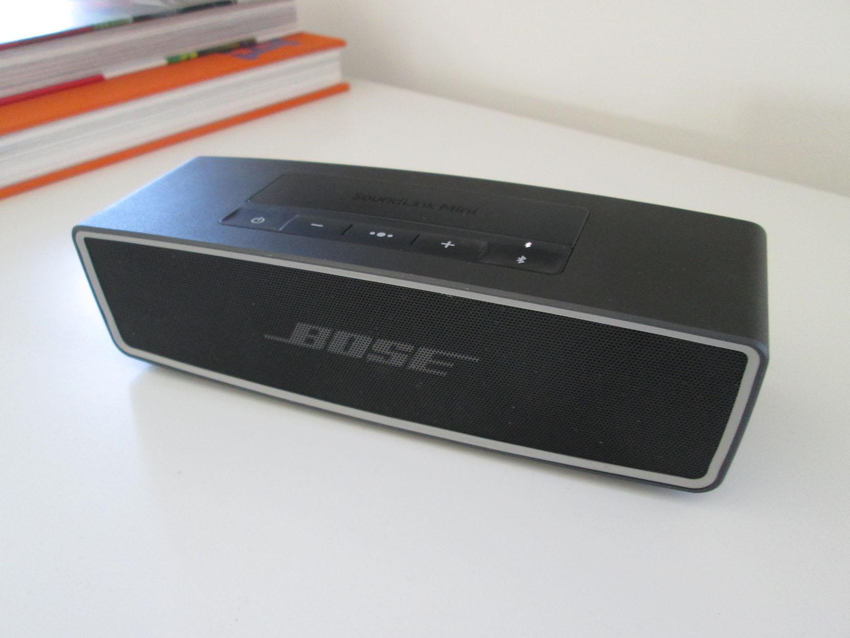 Her tester vi Soundlink Mini 2 fra Bose