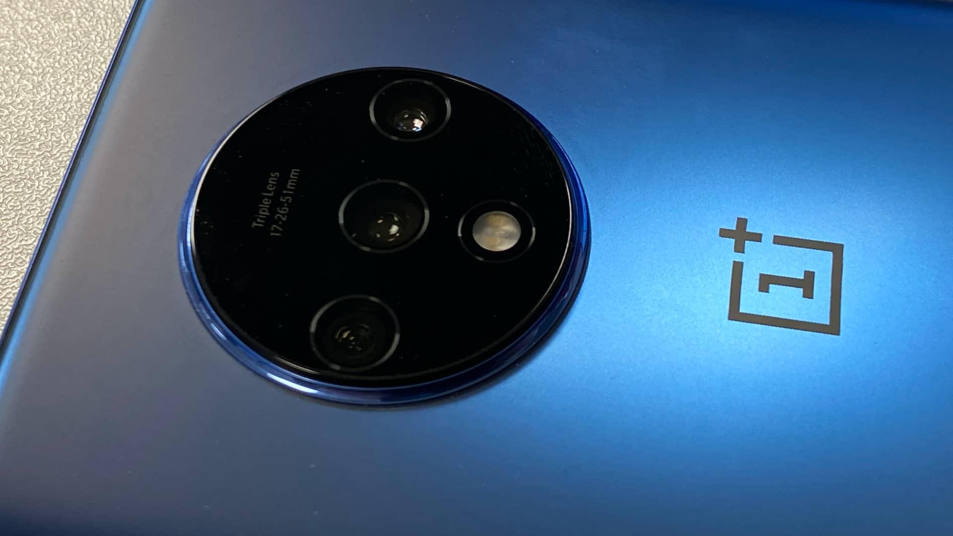 OnePlus 7T  kamera