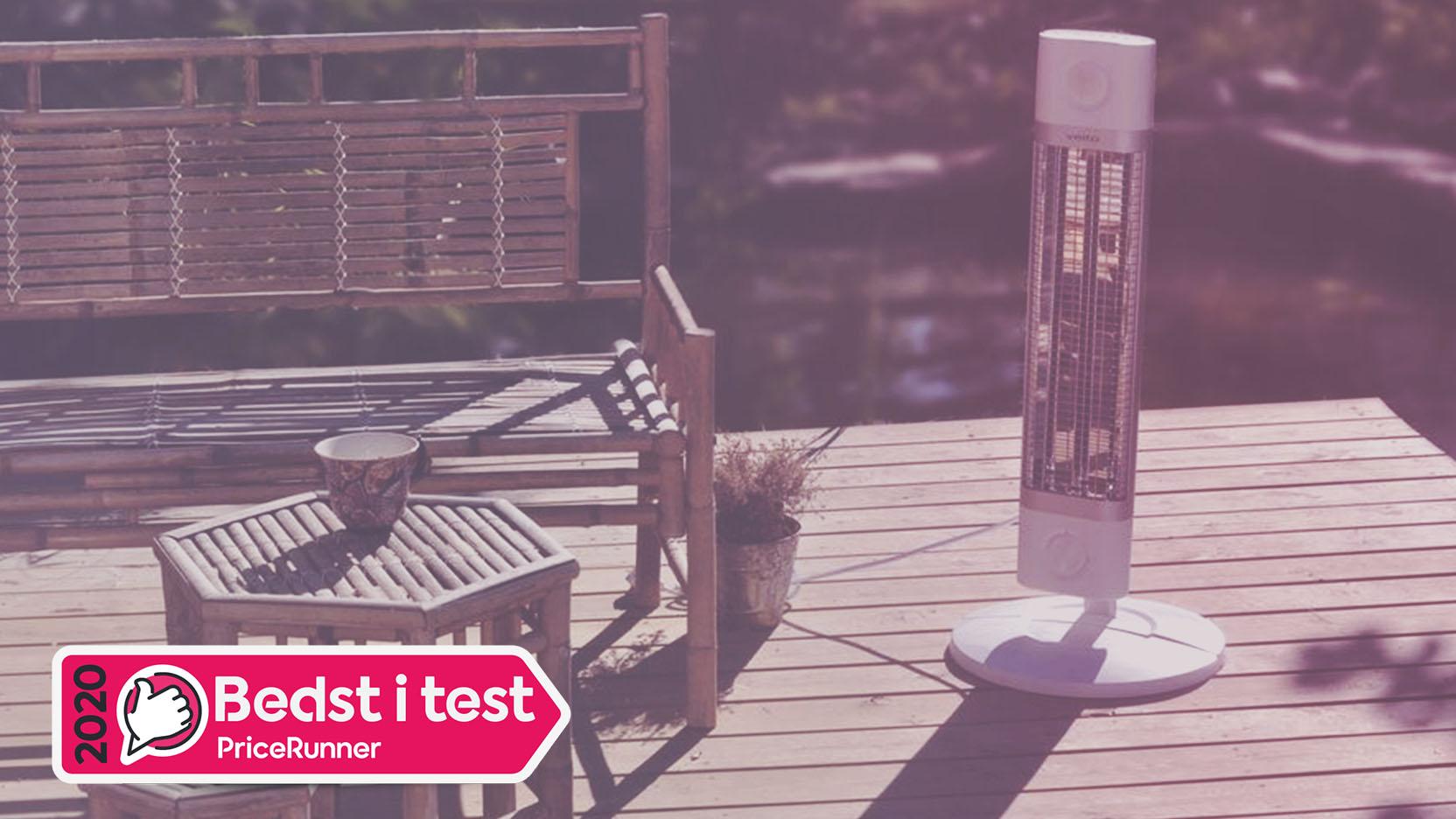 Picture of: Test Bedste Terrassevarmer 2020 Testet Bedomt