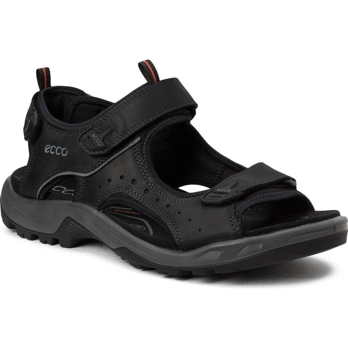 Ecco sandaler herre • Find den billigste pris hos