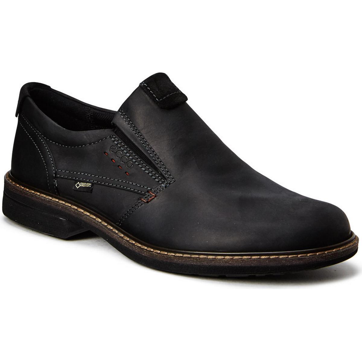 Ecco Felicia Slip on Ii (black Cow Leather) Women's Slip On Shoes