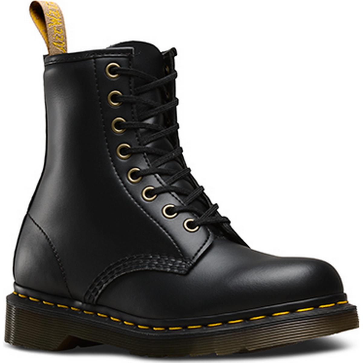 1460 Vegan Chrome Boots