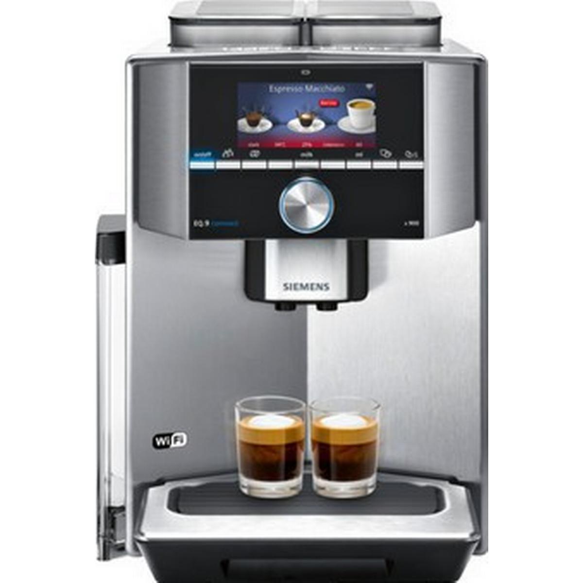 Kendte Siemens Kaffemaskiner - Sammenlign priser hos PriceRunner BH-99