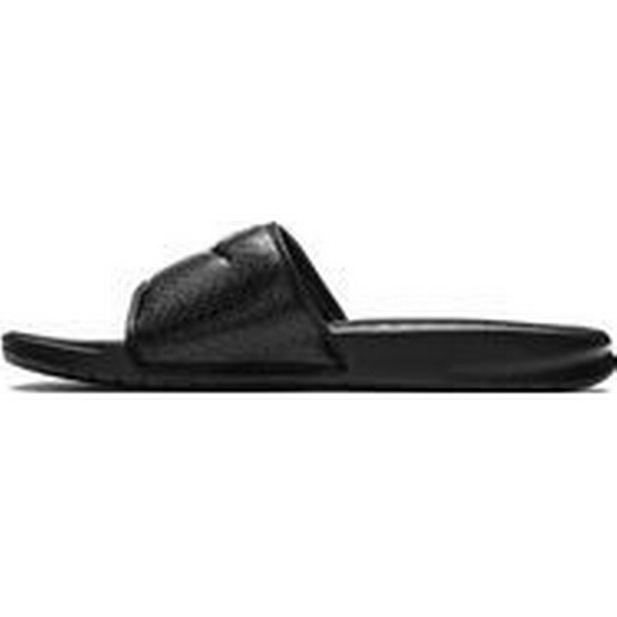 Køb Nike Kawa Badesandaler til Herre i Sort | Spar 26% lige nu
