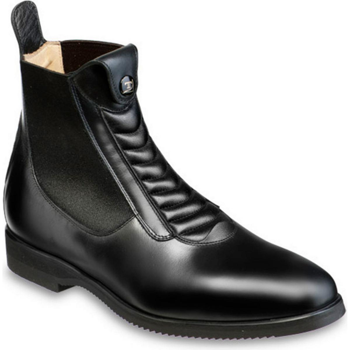 riding boots punched leather marilyn