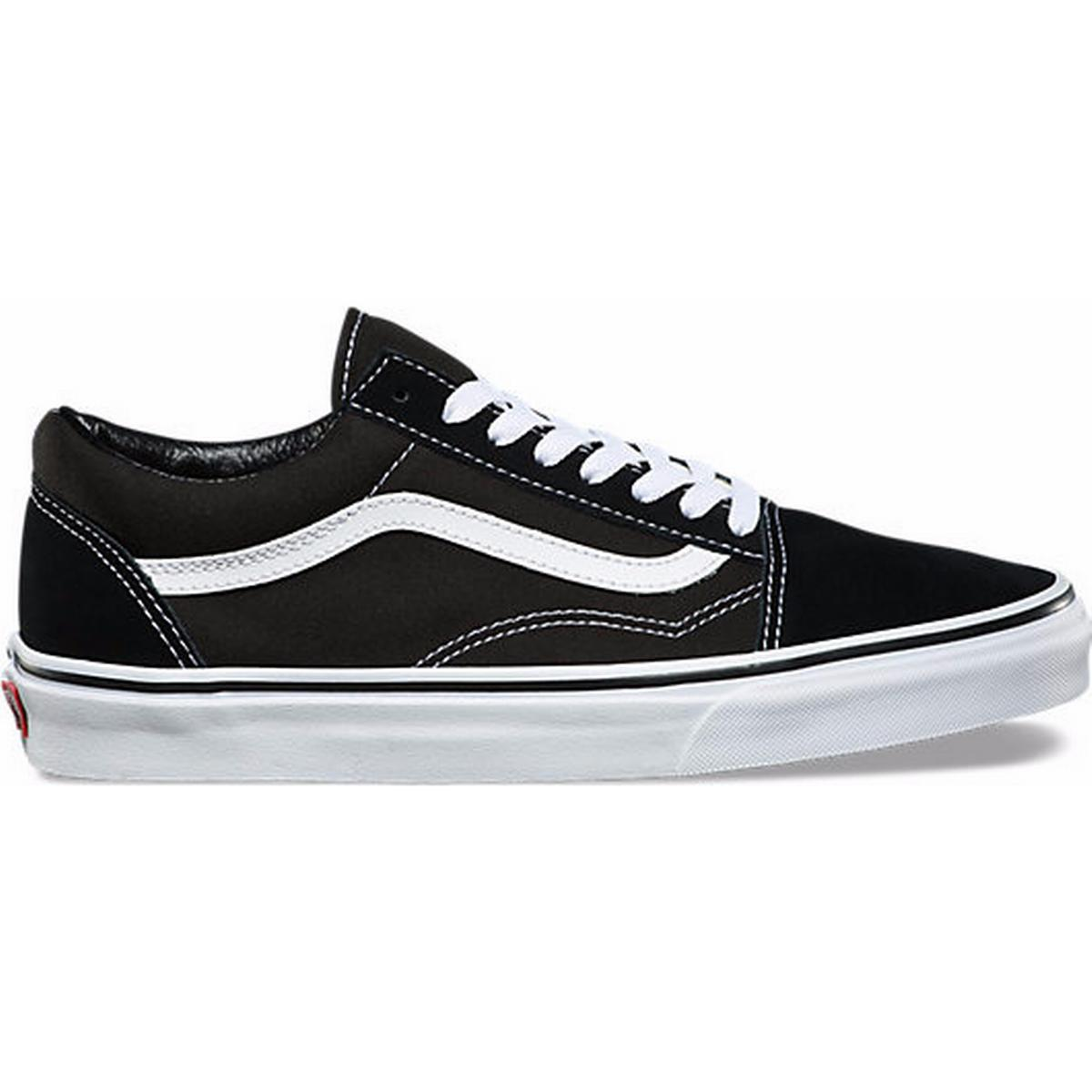 Vans Old Skool Pro Skate Shoes Classic WhiteBlack