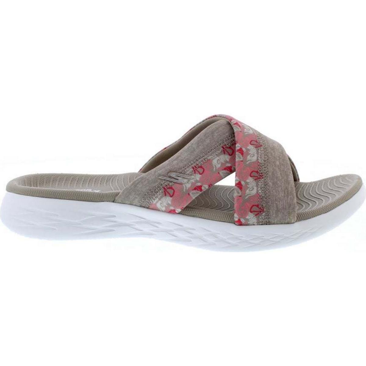 Skechers Sandaler (1000+ produkter) hos PriceRunner • Se