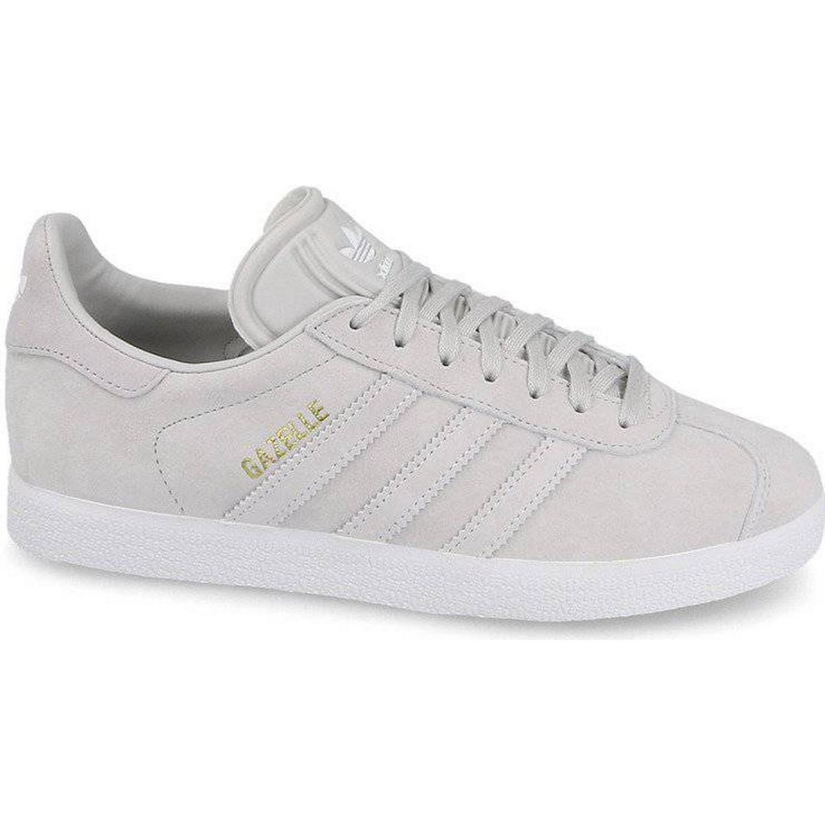 limited guantity official store huge sale Adidas gazelle grey • Find den billigste pris hos ...