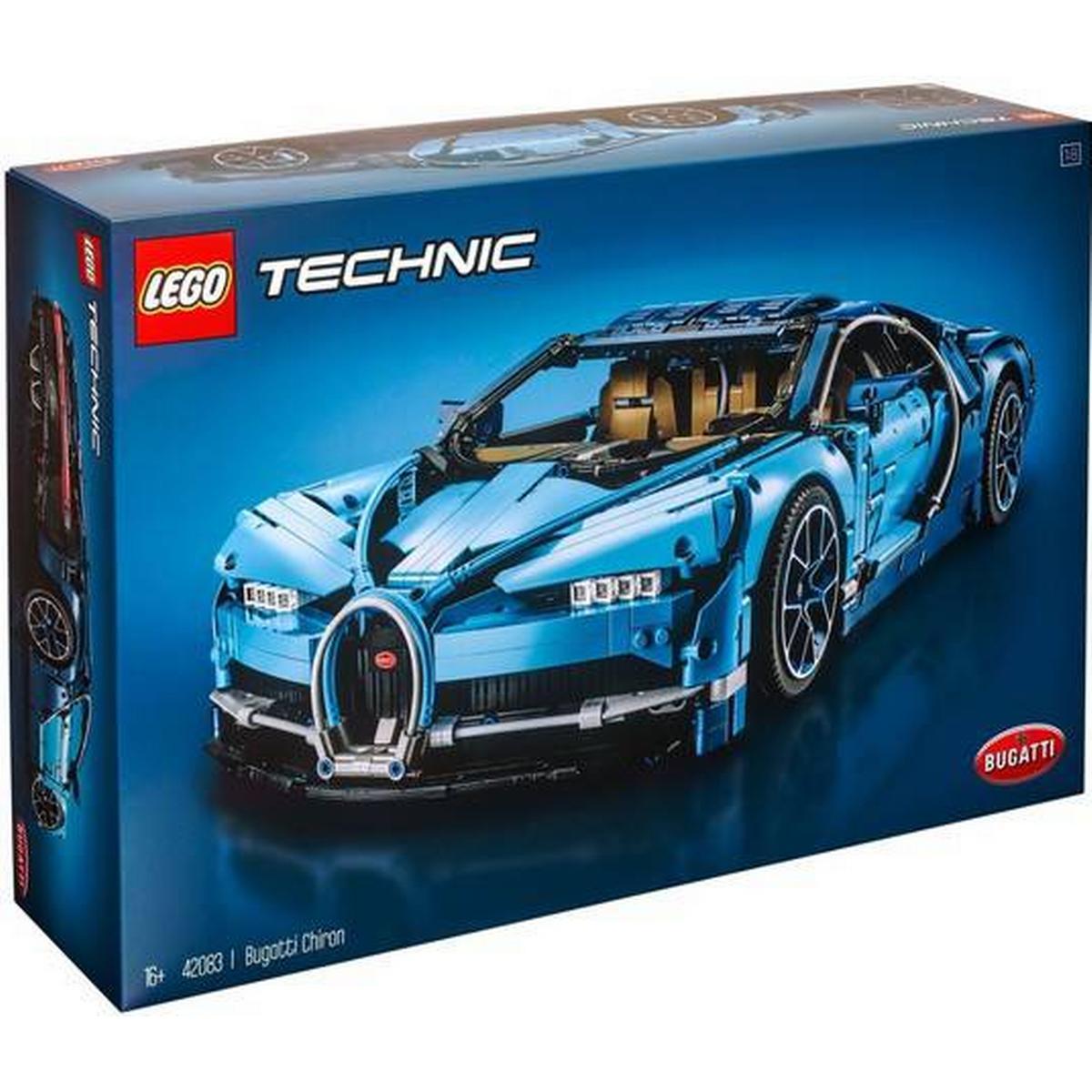 Vellidte LEGO - Sammenlign priser på LEGO hos PriceRunner HX-49
