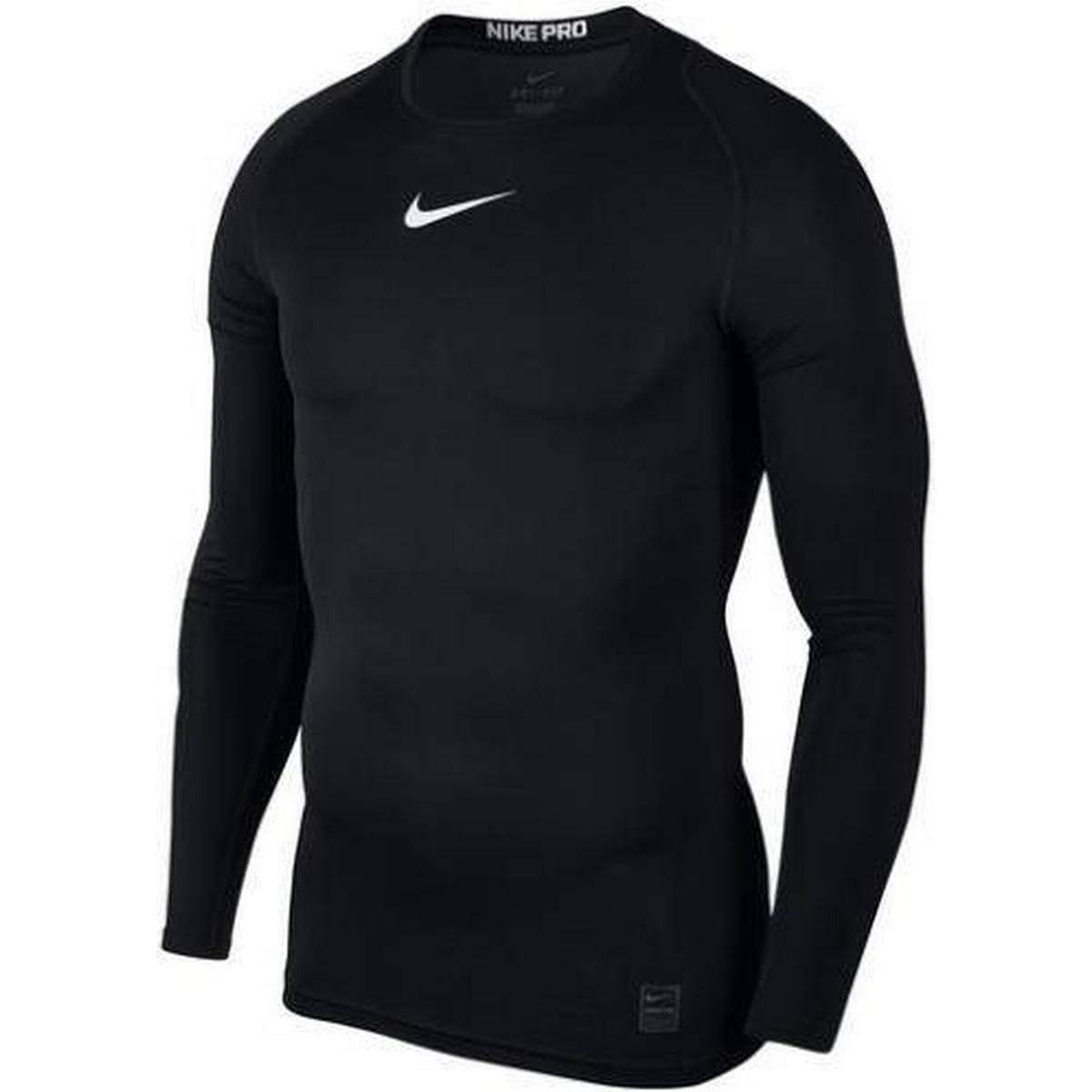 Nike pro compression top • Find billigste pris hos