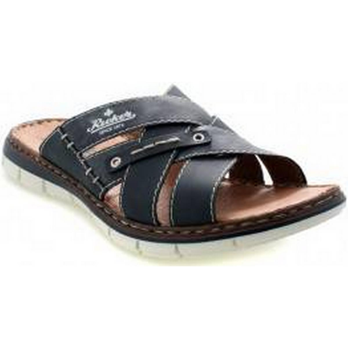 Herre rieker sandal Sko Sammenlign priser hos PriceRunner