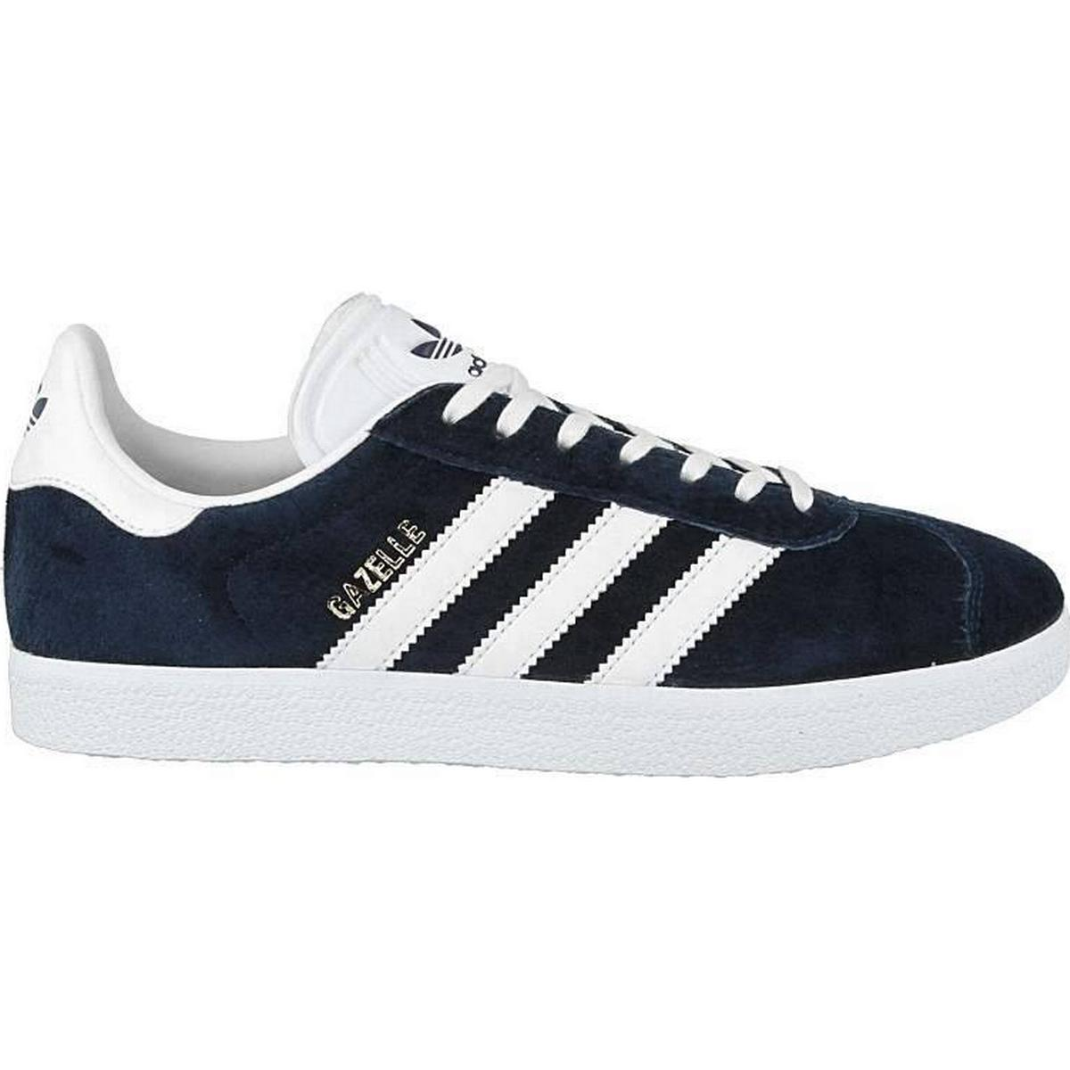 BB6757 Adidas Gazelle Stitch and Turn Collegiate RødHvid