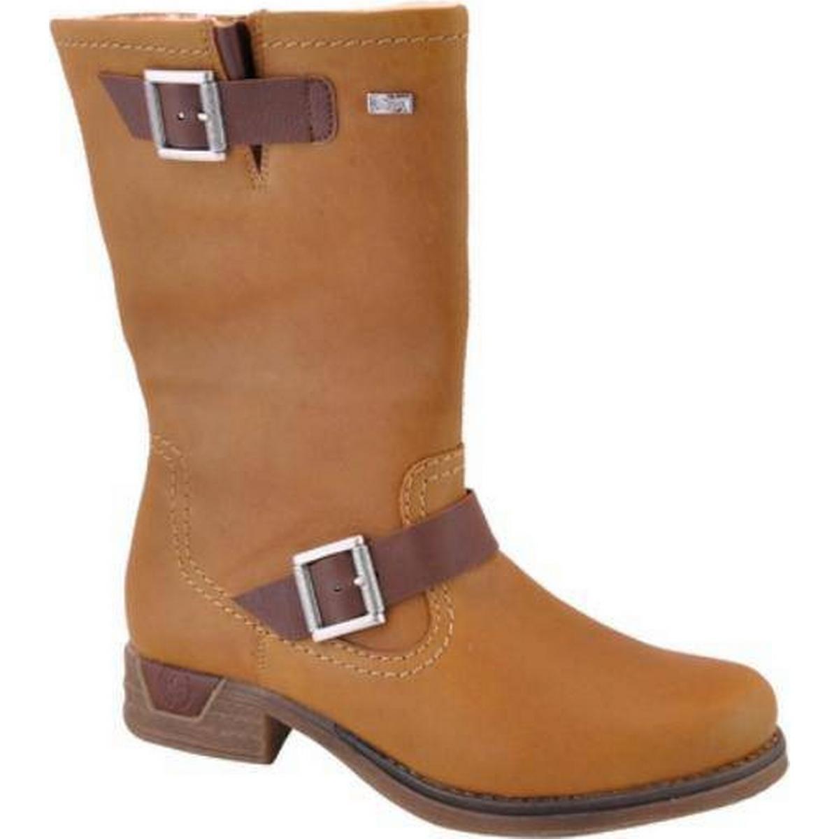70829 24 Cayenne, Sko, Boots, Kraftige Støvler, Rød, Dame, 37