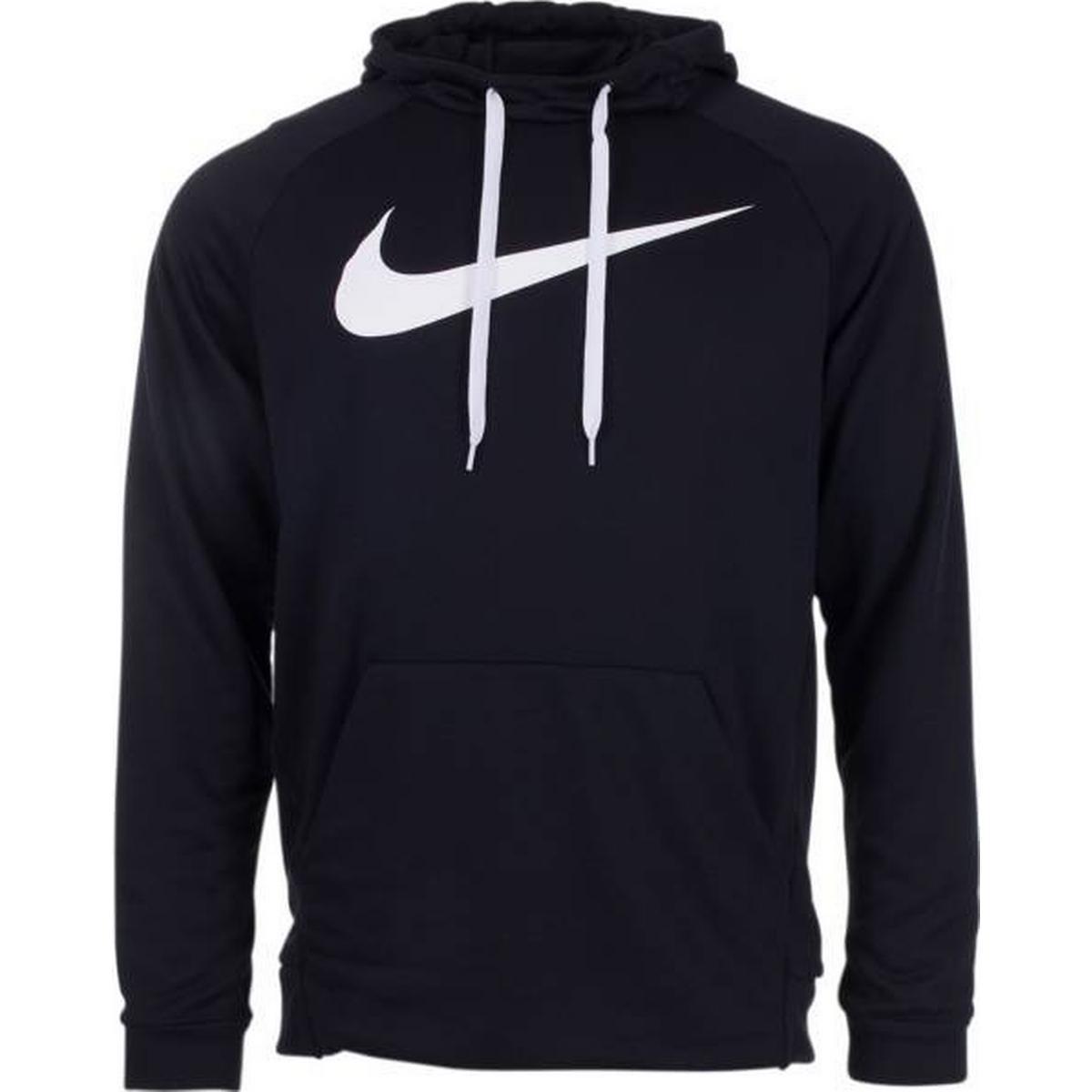 Nike Træningshoodie Sportstøj (38 produkter) • Se billigste