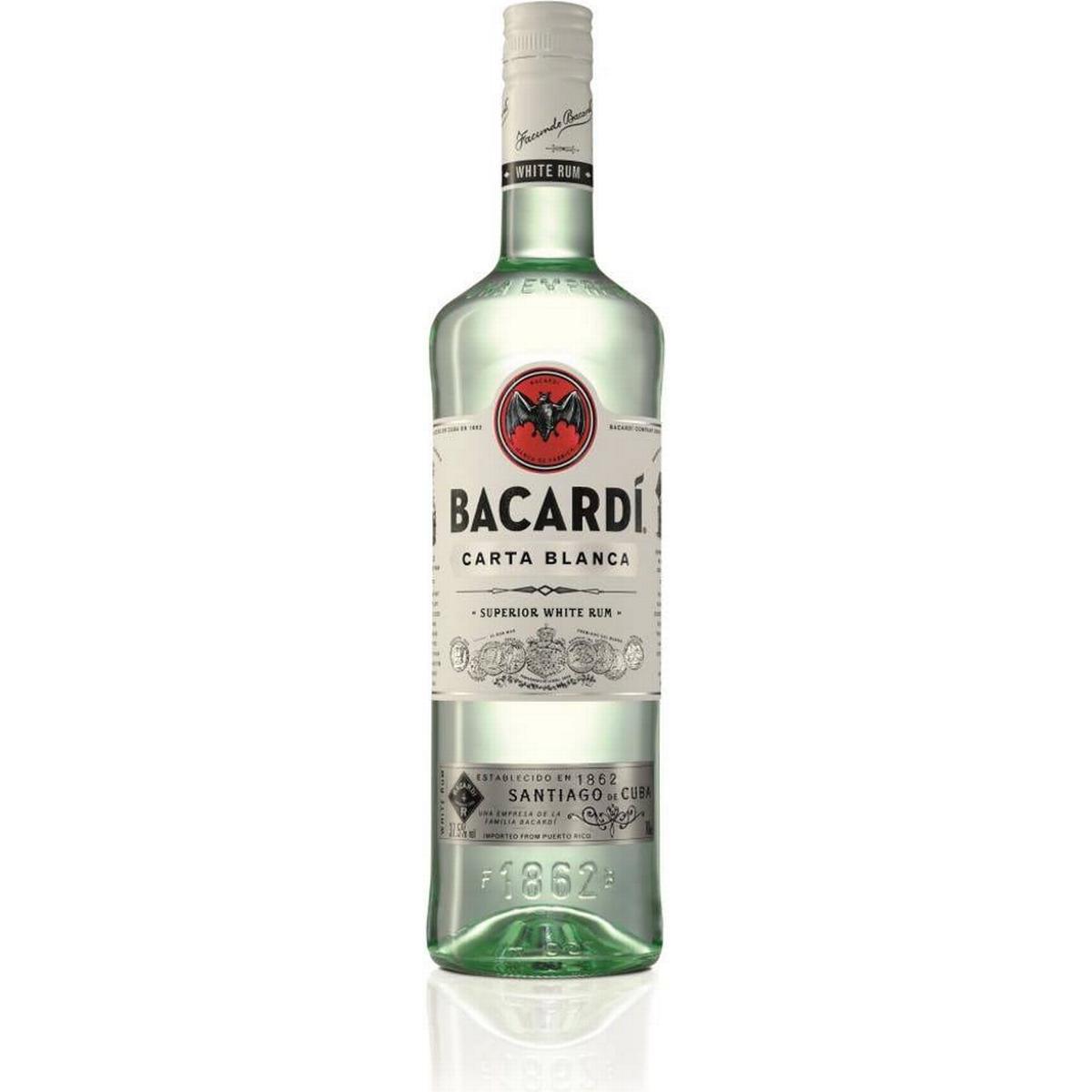 Nye Bacardi Hvid rom Øl og spiritus - Sammenlign priser hos PriceRunner ZA-48