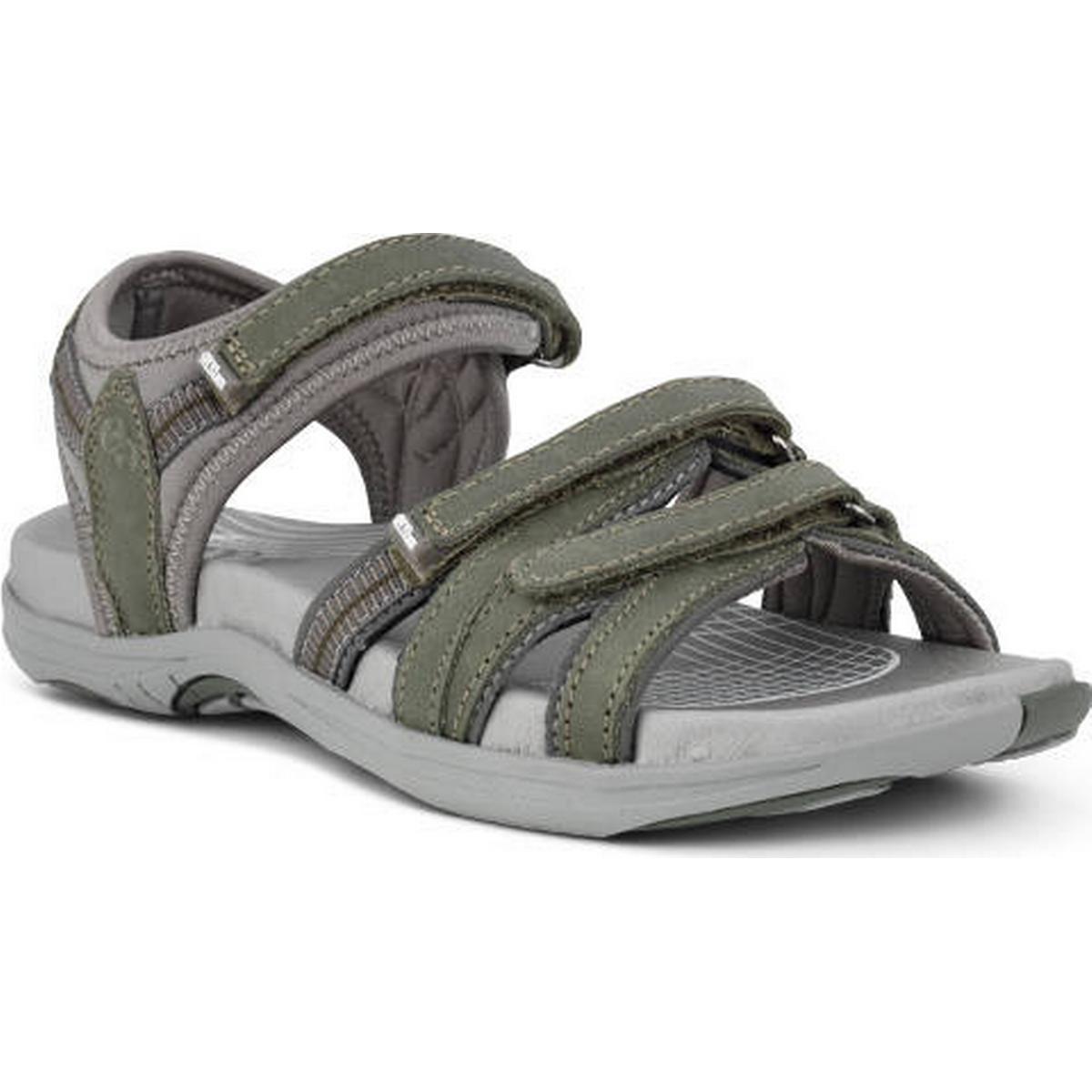 green comfort såler, Sort Green Comfort 16240 P BLA Dame Sko