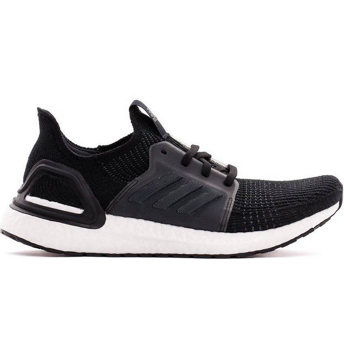 2019 Adidas Ultra Boost 3.0 Herre Sko Oliven Sort Hvid