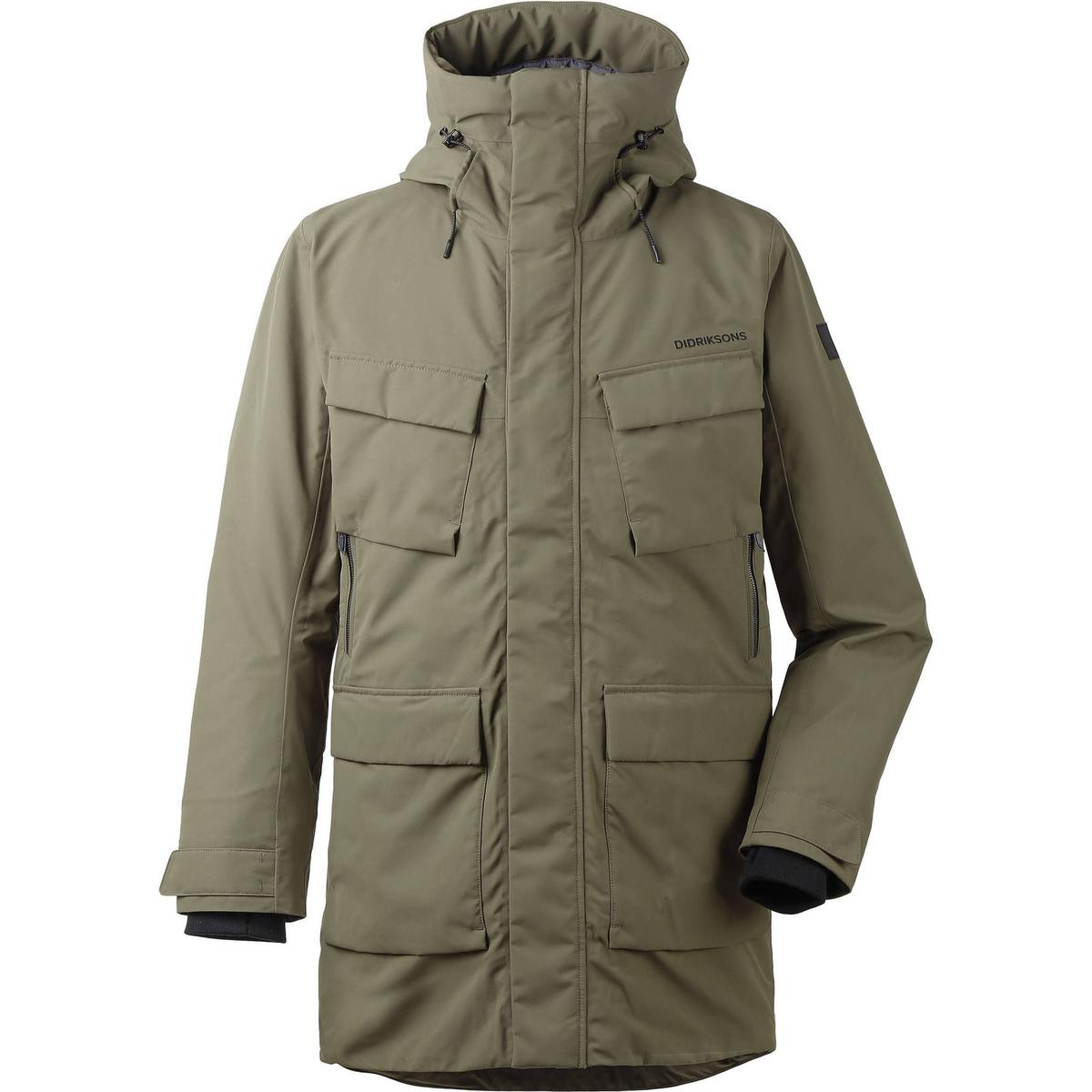 Didriksons Parka jakke Herretøj (400+ produkter) • Se priser