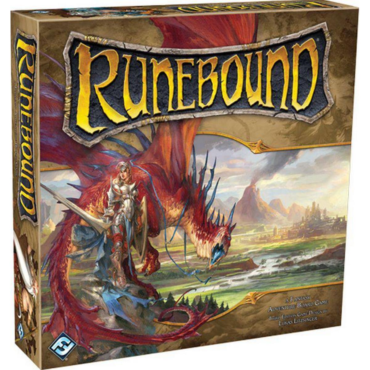 Runebound Legenden und Relikte Pack