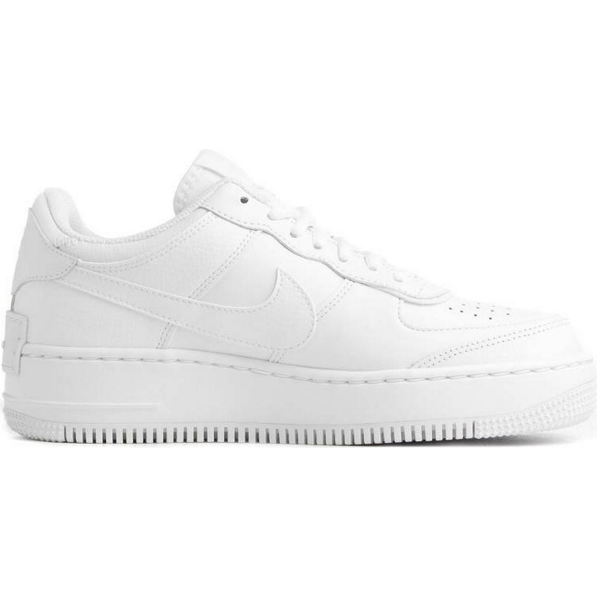 Nike   Air Force 1 Shadow leather sneakers   NET A PORTER.COM