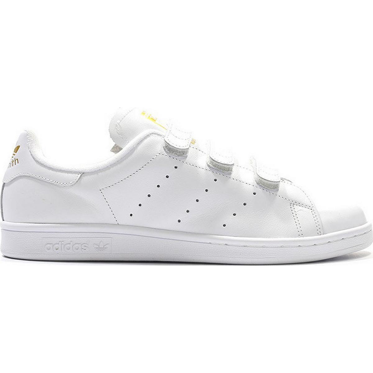 adidas Velcro Shoes for Men White Size 8 UK : Buy Online
