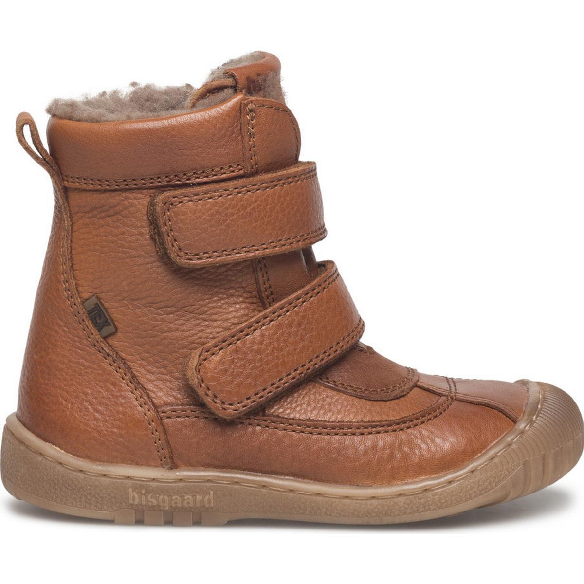 Børn Sko Bisgaard TEX boot – Støvler – Brun | Udsalg Danmark