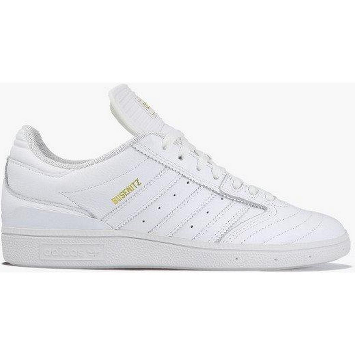 Adidas Campus WhiteYellow • Se pris (2 butikker) hos