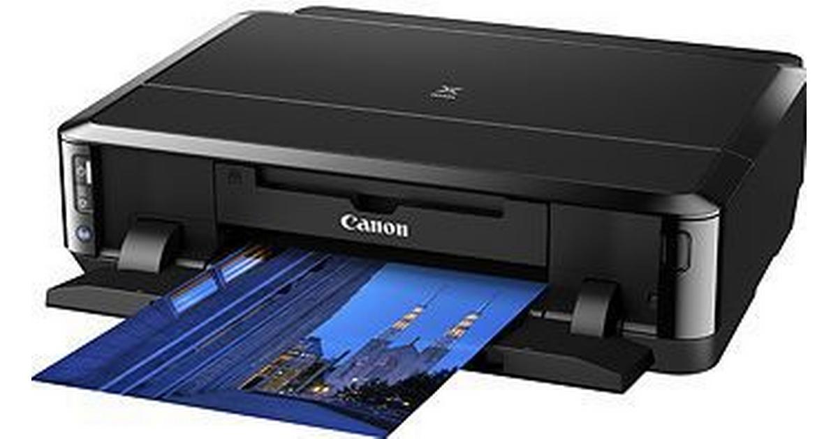 Flot Canon Pixma iP7250 • Find den billigste pris (29 butikker) hos MN-49