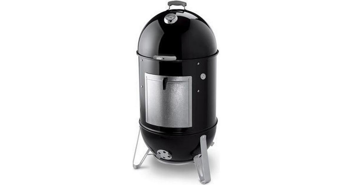 Ultramoderne Weber Smokey Mountain Cooker 57cm - Sammenlign priser hos PriceRunner OD-97