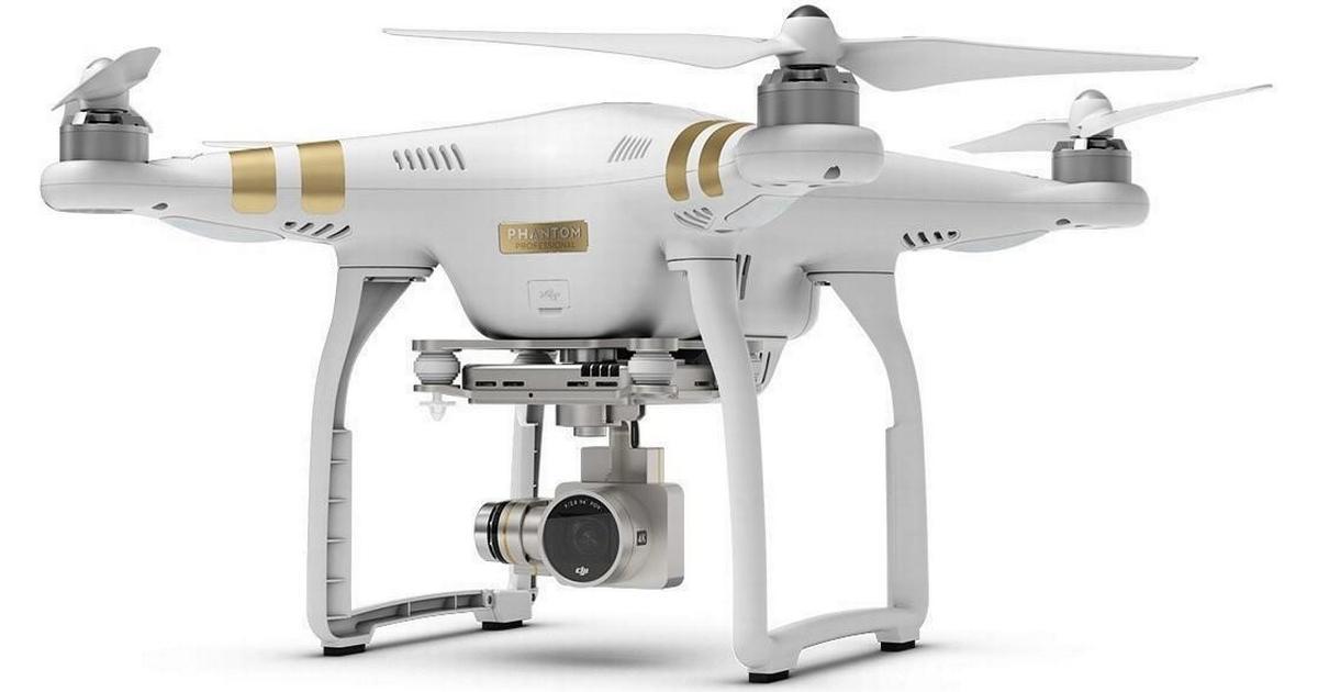 Sidste nye DJI Phantom 3 Professional - Sammenlign priser hos PriceRunner YK-31