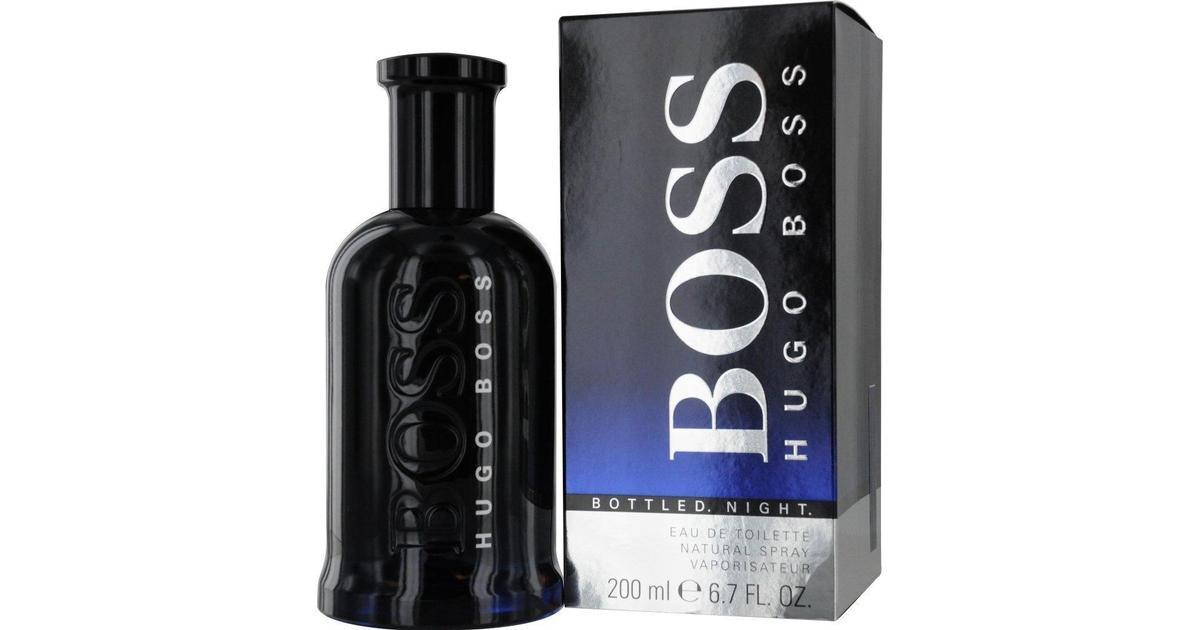 schnell verkaufend Website für Rabatt am besten einkaufen Hugo Boss Boss Bottled Night EdT 200ml