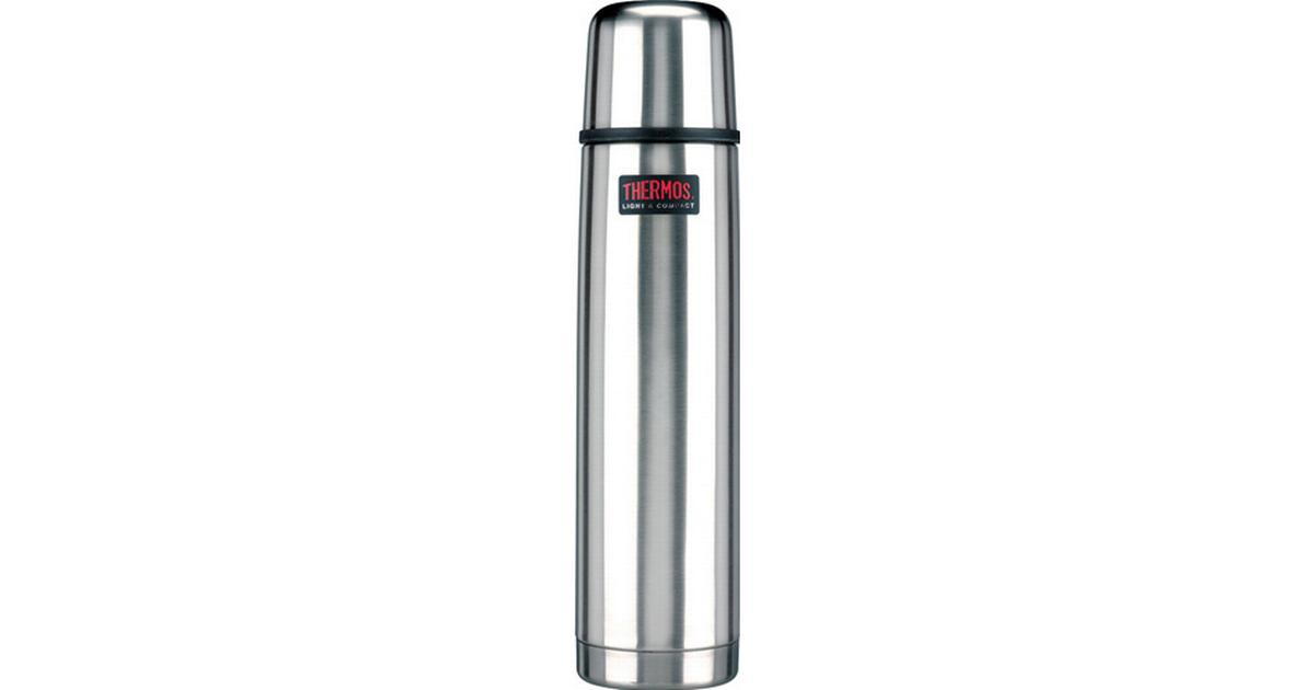 Nye Thermos Light and Compact Flask 1L Termoflaske 1 L - Sammenlign NX-19