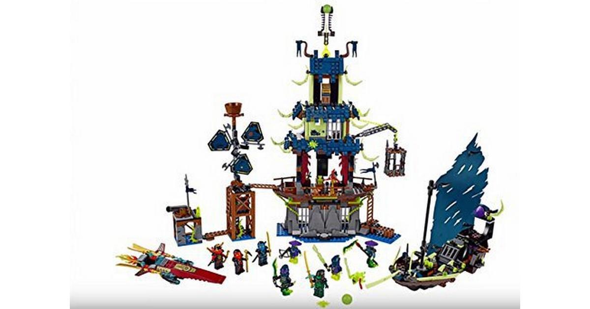 Lego Ninjago City of Stiix 70732 - Sammenlign priser hos ...