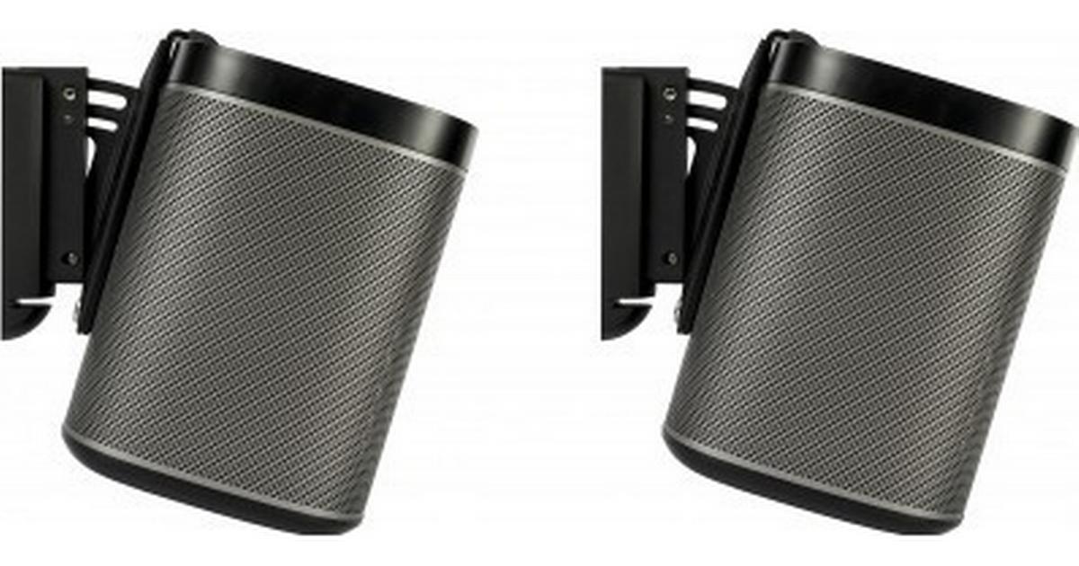 Rørig Flexson Wall Mount for Sonos PLAY:1 • Se priser (25 butikker) » LK-67