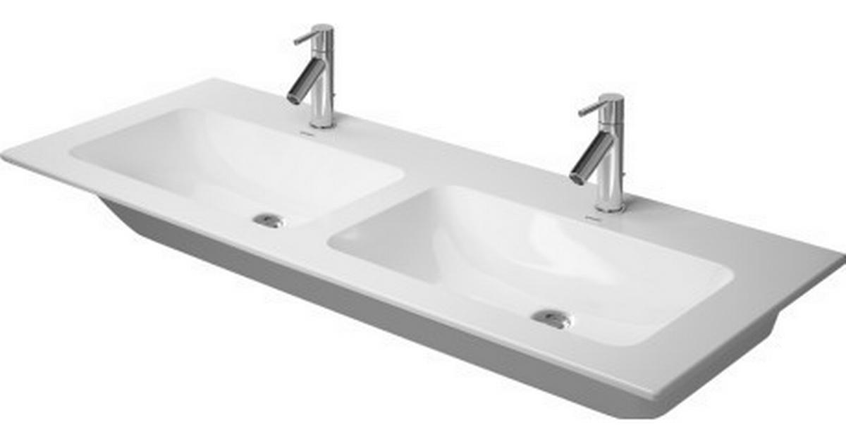 Picture of: Duravit Me By Starck 2336130030 130×49 Cm Se Priser Hos Os