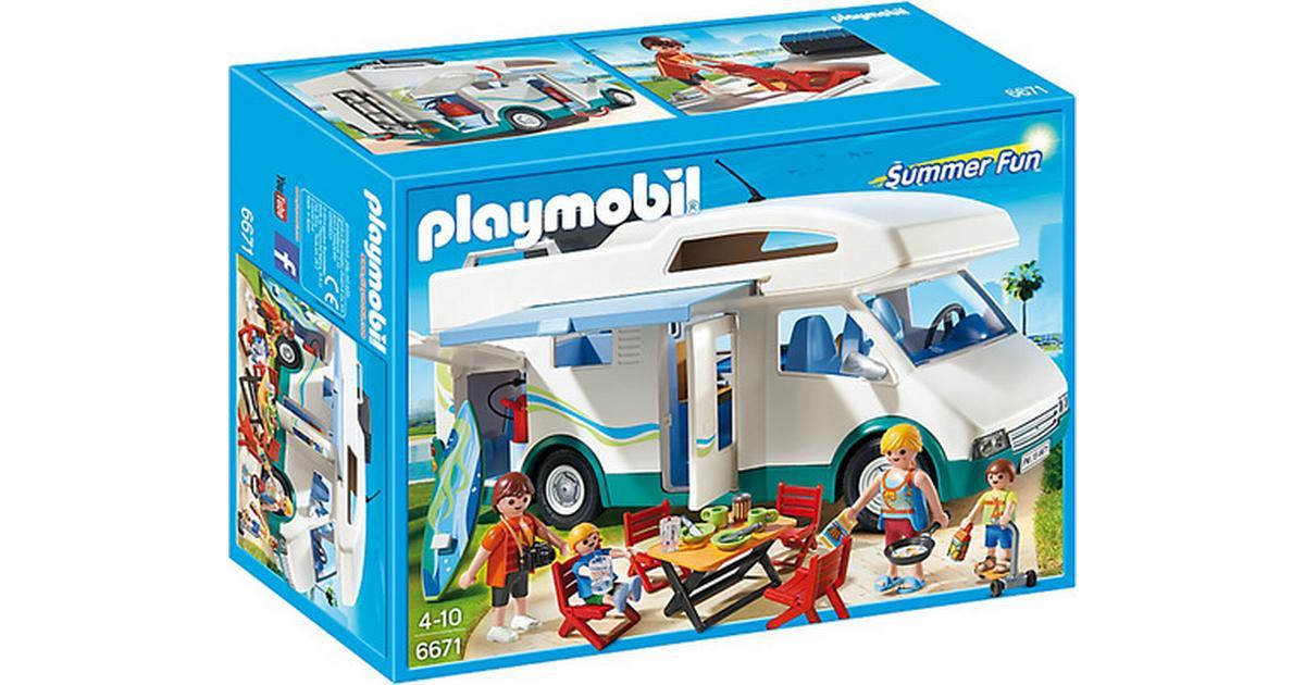 Lækker Playmobil Autocamper 6671 - Sammenlign priser hos PriceRunner IK-47
