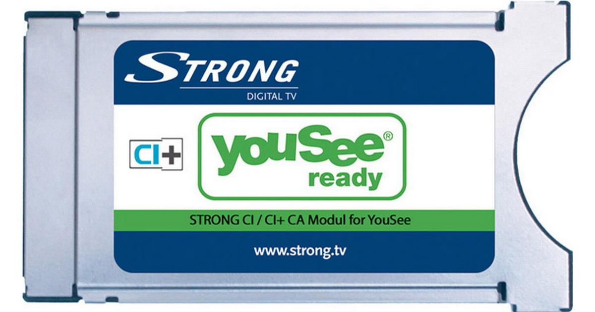 Strong Yousee Ready Ci Ca Modul Se Priser 7 Butikker