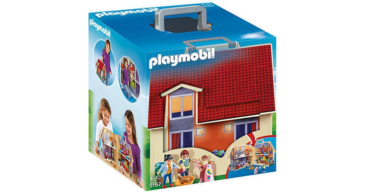 Tidsmæssigt Playmobil Bærbart Dukkehus 5167 - Sammenlign priser hos PriceRunner EP-74