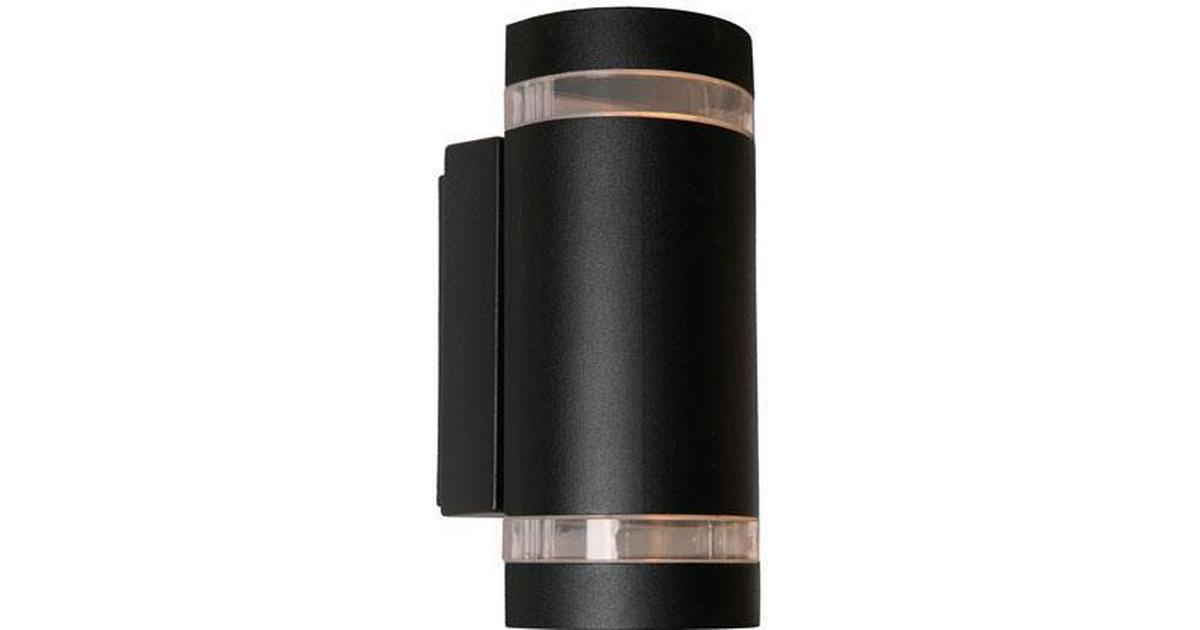 Køb L & K Design FOCUS 2xGU10 væglampe Antracit | 4243740631