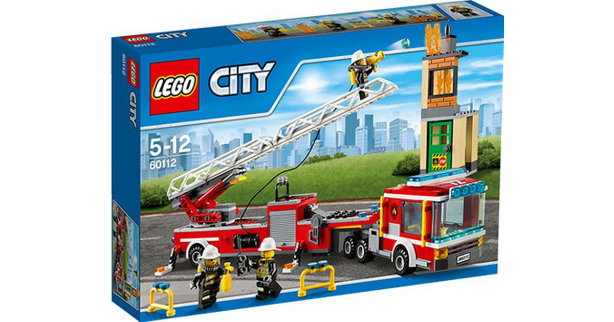 Nye Lego City Brandbil 60112 - Sammenlign priser hos PriceRunner HI-84