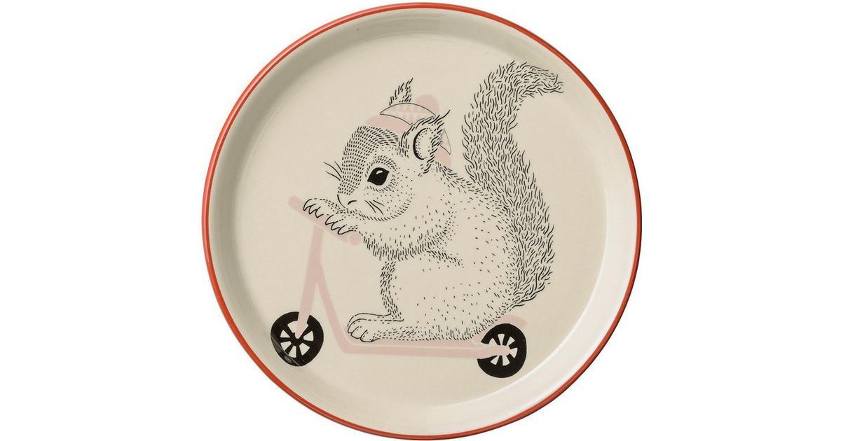 Bloomingville Mollie Stoneware Plate 20cm • Se priser hos os