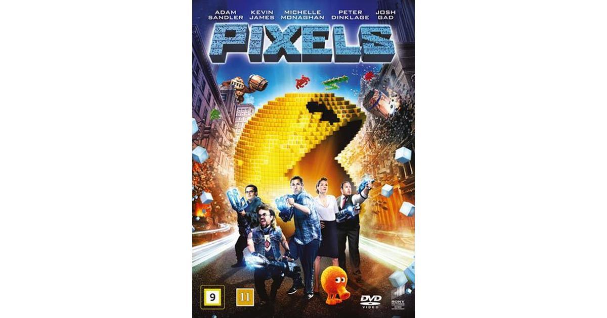 Picture of: Pixels Dvd Dvd 2015 Se Pris 3 Butikker Hos Pricerunner