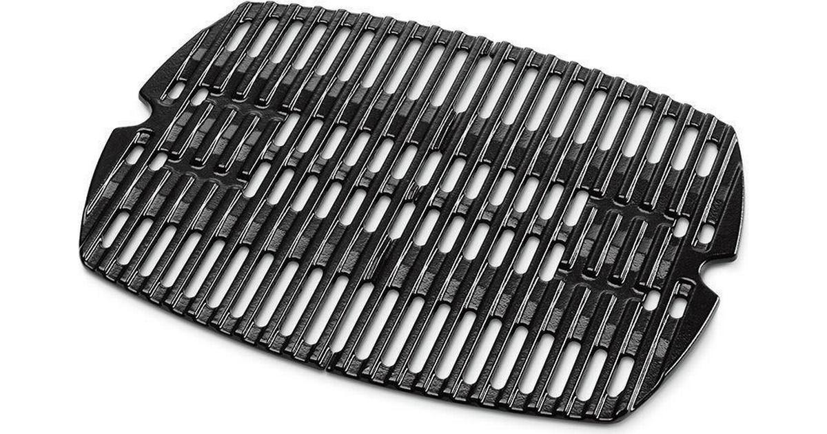 Ultramoderne Weber Emaljeret Grillrist Series Q 200/2000 Set of 2 - Sammenlign YE-01