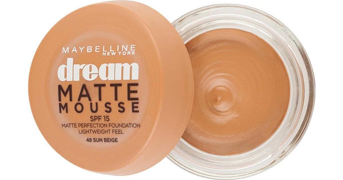 Maybelline Foundation Dream Matte Mousse SPF 15 - 18 ml