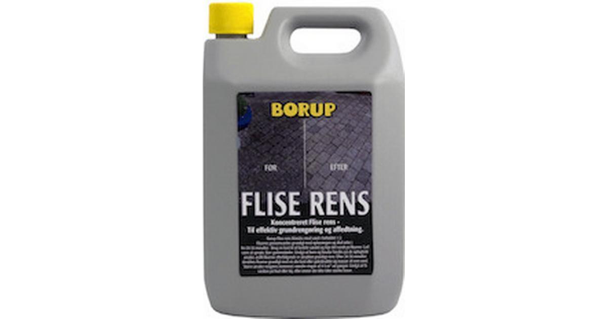 Smuk Borup Flise Rens 2.5L - Sammenlign priser hos PriceRunner IK-15