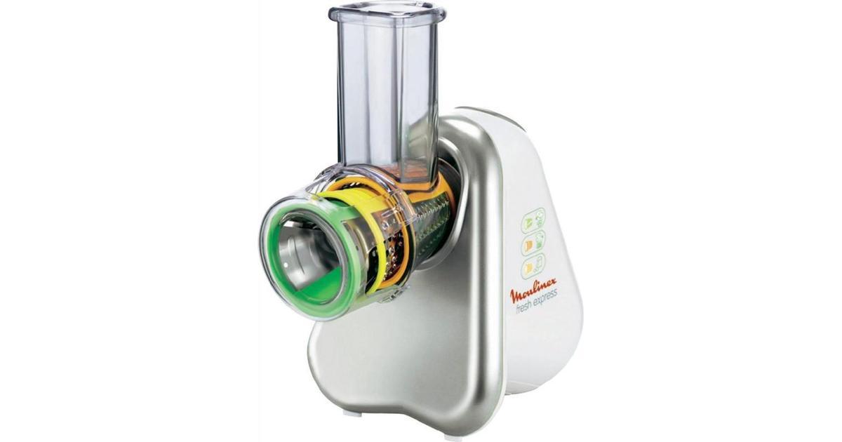 Tidssvarende Moulinex DJ753E Rivejern 25.5 cm 13.5 cm - Sammenlign priser hos PR-09