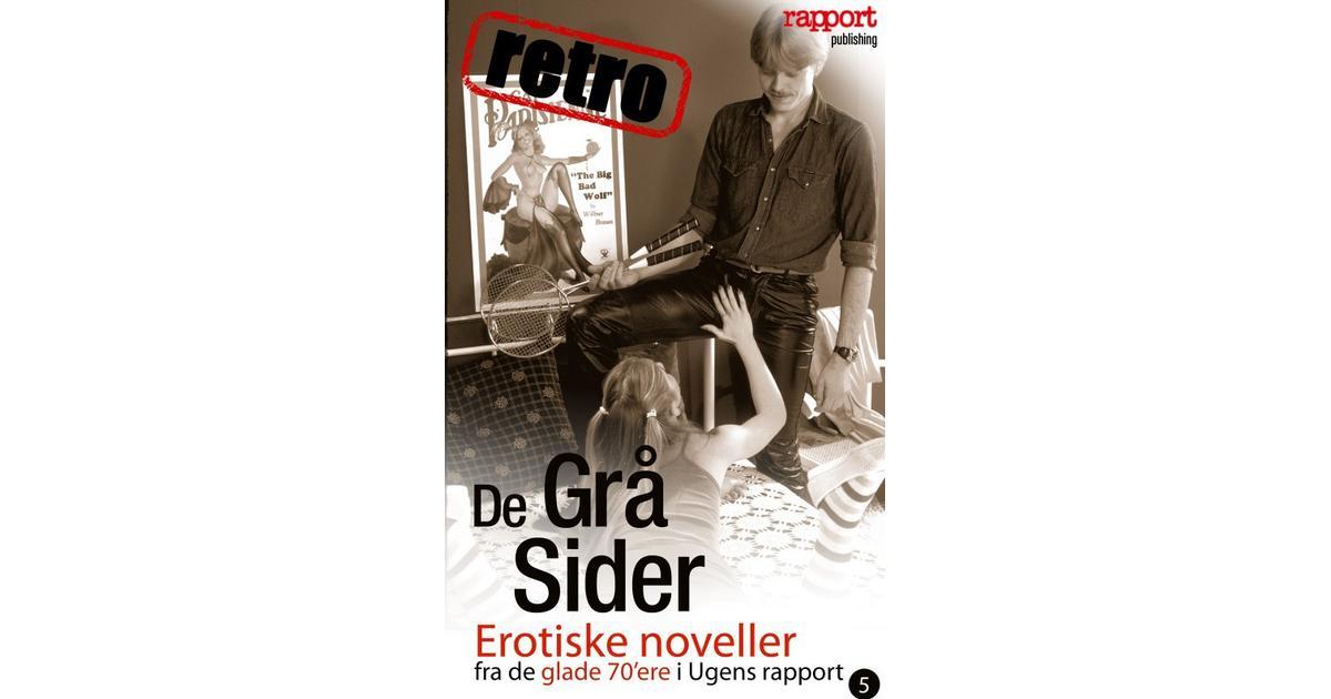 De Grå Sider, RETRO 5: Erotiske noveller, E-bog