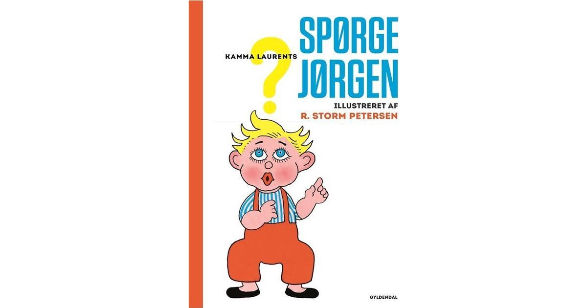 Ubrugte Spørge Jørgen, Hardback - Sammenlign priser hos PriceRunner FD-27