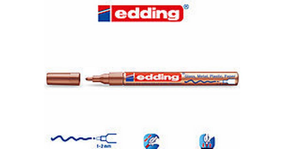 Edding 751 paint-marker Copper 1-2mm