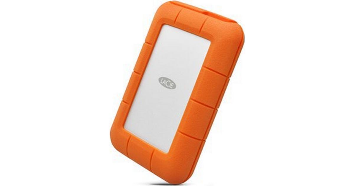 Lacie Rugged Thunderbolt Usb C 5tb For Mac Se Priser Hos Os